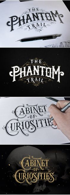 Hand Lettering  by Tobias Saul    #handlettering #calligraphy #typography  http://www.typographyserved.com/gallery/Hand-Lettering-III/18142443