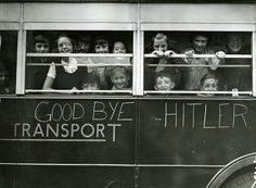 London: East End children evacuating at the start of the Second World War.