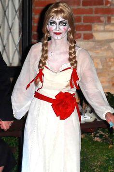 Los mejores disfraces de Halloween 2014: http://www.cosmopolitantv.es/noticias/4669/los-mejores-disfraces-de-halloween-2014