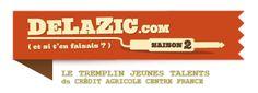 Delazic Crédit Agricole Centre France  delazic.com