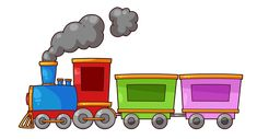 Train Clip Art & Images - Free for Commercial Use