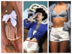 Come indossare le righe: la guida completa | Consulente di immagine, Rossella Migliaccio Dress Outfits, Dresses, Stripes, Crop Tops, Clothes, Women, Style, Fashion, Vestidos