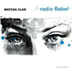 Watcha clan [2011] Radio Babel - album (published in Design Paper / Éd. Rockport - Californie/USA - 2012 and gestalten.com) - ©Johann Hierholzer