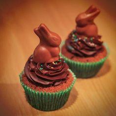 Cupcake de Páscoa Lindt