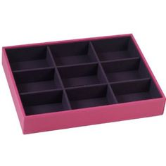 Wolf Designs 317497 Stackables Large Deep Tray