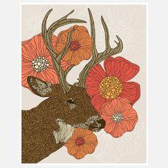 Valentina Ramos designs. I want them all! (My Dear Deer)