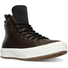 Converse Men's Chuck Taylor All Star Ii Hi Top Boot Casual Sneakers... ($120) ❤ liked on Polyvore featuring men's fashion, men's shoes, men's sneakers, g star mens shoes, mens high top shoes, converse mens shoes, mens high top sneakers and converse mens sneakers