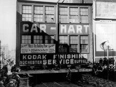 Back in 1924 when Carhart relocated to 294 South Ave.,