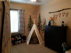Outdoor Adventure Themed Room