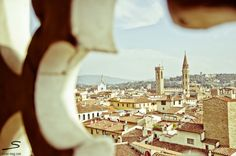 View on picturesque #Florence. Explore more places worth visiting in #Italy with #sisterMAG n°7. Photo: Sivan Askayo