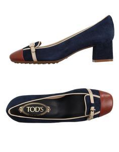 TOD'S Loafers. #tods #shoes #all