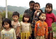 Kids - Bac Ha, Vietnam | jwoodford35 | Flickr