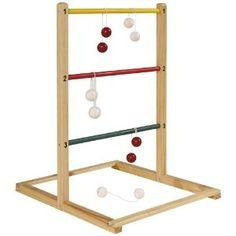 Eichhorn 100004523 Outdoor Game 'Ladder Golf' 55 x 60 x 75 cm Church Carnival Games, Ladder Golf, Simba Toys, Outdoor Games, Triangle, Party Ideas, Amazon, Creative Ideas, Toys