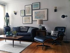 Nicholas' Textured Home for an Old Soul — Small Cool | Apartment Therapy