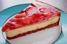 Beste Kuchen: Erdbeer - Cheesecake