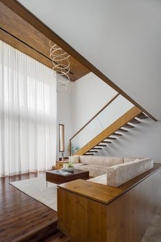 House Design Creates Balance Between Solid And Void  Between Spaces - The Architects Diary