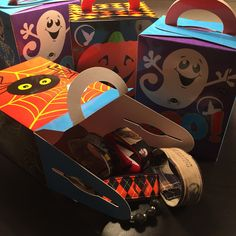 *The Halloween Boo Boxes