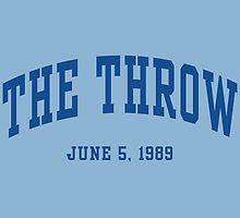 The Throw by aBrandwNoName