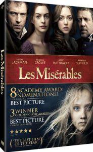 Les Miserables (DVD) - $9.99