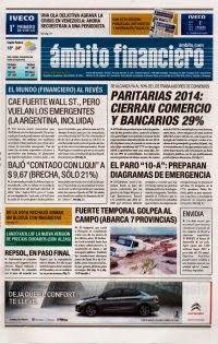 OpinionPublicaSantafesina(ops): diarios de hoy 8 de abril