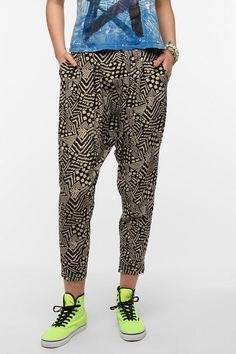 #UrbanOutfitters          #Women #Bottoms           #tapered #measurements #harem #printed #hidden #slit #silky #stars #pockets #exclusive #waist #lightweight #cut #leg #pant #zip #model #soft #front         Staring At Stars Printed Silky Harem Pant           Overview:* Soft, lightweight silky harem pant from Staring at Stars* Pleating along the front waist; slit pockets at the sides* Cut with a super-dropped inseam* Tapered leg with hidden zip detail* Mid-rise* UO Exclusive Measurements…
