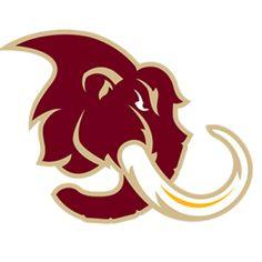 MAJESTIC TUSKERS Sport Inspiration, Logo Design Inspiration, Elephant Logo, Great Logos, Bone Carving, Logo Concept, Animal Logo, Illustration Art, Sports Logos