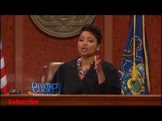 My Wife's Have A Wife | Divorce Court | Court TV | Lynn Toler Divorce Court, Tv, Youtube, Television Set, Youtubers, Youtube Movies, Television