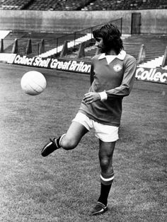 George Best Manchester United Photographic Print - AllPosters.co.uk