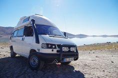Vw Bus, Volkswagen, Offroad Camper, Rv Campers, Vw T4 Syncro, T4 Transporter, Campervan, Van Life, Diesel