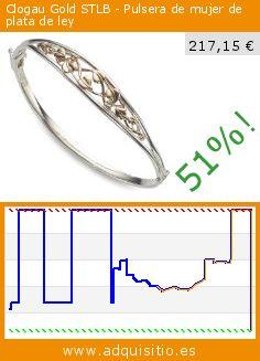 Clogau Gold STLB - Pulsera de mujer de plata de ley (Joyería). Baja 51%! Precio actual 217,15 €, el precio anterior fue de 442,79 €. http://www.adquisitio.es/clogau-gold/clogau-gold-stlb-pulsera