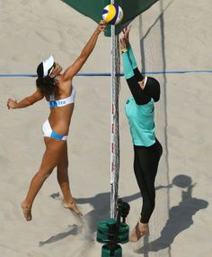 The 23 Best, Funniest, Weirdest Photos of the Rio Olympics