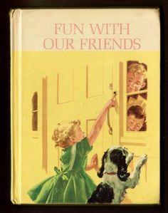 Dick and Jane Grammar School Books