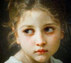 """""""Lady Giorgian"""" - Pintura a óleo de William Adolphe Bouguereau William Adolphe Bouguereau, Figure Painting, Painting & Drawing, Beaux Arts Paris, Art Japonais, Pre Raphaelite, Caravaggio, Portrait Art, Beautiful Paintings"""