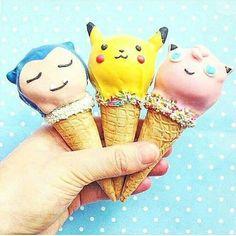Ice Cream pokemon go
