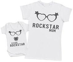 Camisetas Estrella de rock