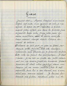 Henri, Léon, François, Félix Monjoffre, est né en 1895, au village de la Villeneuve (commune de Rochechouart). A son départ le 31 janvier 1915, Henri est un jeune agriculteur de 20 ans, enrôlé dans...