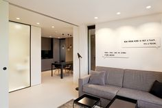Apartment in Sofia Impresses With Stylish Minimalism