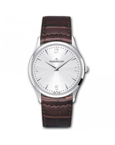 Jeager Le Coultre Master Ultra Thin Hand wound Stainless Steel Available at Cellini Jewelers Jeager Le Coultre, Luxury Watches, Rolex Watches, Cool Watches, Watches For Men, Steinhart, Swatch, Jaeger Lecoultre Watches, Watch Master