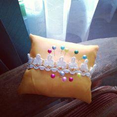 Pillow Pin Cushion ♡♥ DIY