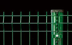 Verjas residenciales e industriales. Verja Fax #valla, #vallas, #vallado, #vallados, #mallas, #mallas-metalicas, #vallas-jardin y #cerramientos-vallas. Más información en www.rivisa.com