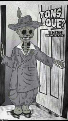 Chicano, Day Of Dead Tattoo, Estilo Cholo, Brown Pride, Cool Tattoos, Graffiti, Pin Up, Joker, Culture