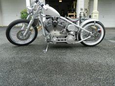 2008 Custom Built Bobber Motorcycle