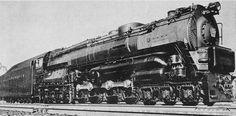 PRR S2 - Steam turbine locomotive - Wikipedia, the free encyclopedia
