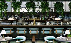 Cecconis Bar at the Soho Beach, Miami