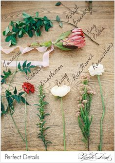 Pink Bouquet Recipe