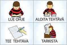Osittaminen Beginning Of School, Primary School, Elementary Schools, Teaching Kindergarten, Teaching Kids, Teaching Resources, Class Management, Classroom Management, Kids Education