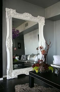 david kohn modern architecture modern house design Best Seller Floor Mirror Italian Baroque Rococo by DRGinteriors Home Design Inspiration F. Decor, House Styles, House Design, Interior Design, House Interior, Floor Mirror, Interior, Home Decor, Furniture