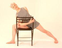Parsvakonasana (Side-angle pose)