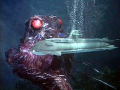 voyage to the bottom of the sea - Google Search