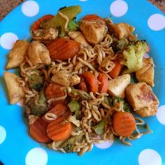 quick & healthy Chinese food
